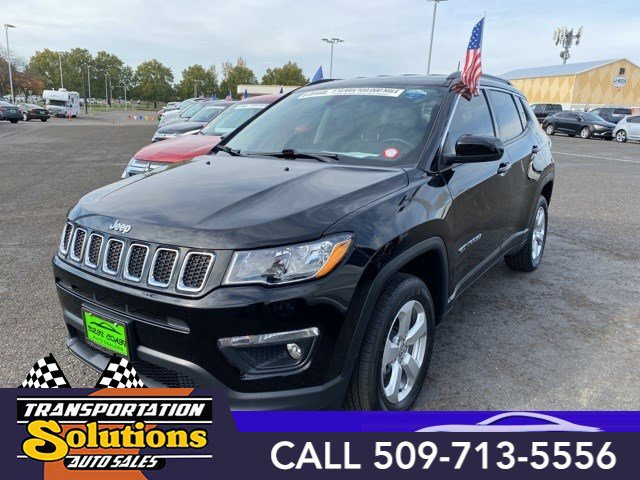 Used 2020 Jeep Compass in Pasco, WA