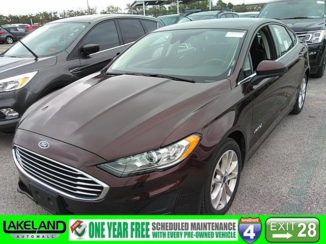 Used 2019 FORD FUSION HYBRID in ,