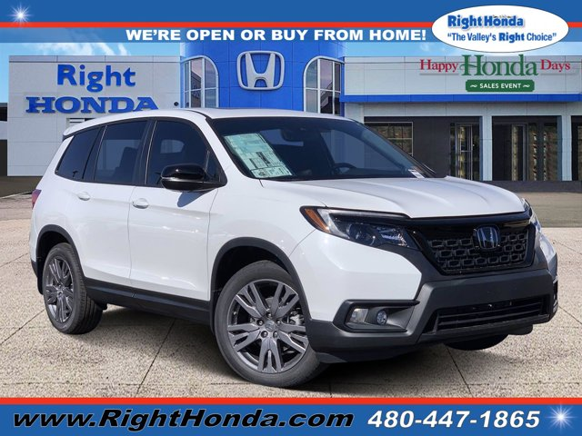 2021 Honda Passport EX-L EX-L FWD Regular Unleaded V-6 3.5 L/212 [9]