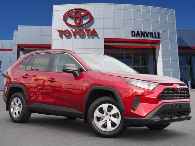 New 2020 Toyota RAV4 in Danville, VA