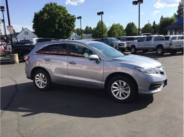 Used 2016 Acura RDX Super low miles 16k