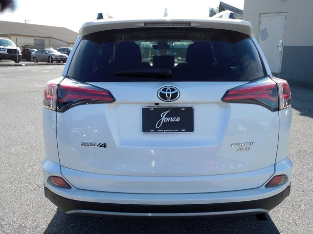 Used 2017 Toyota RAV4 Limited AWD