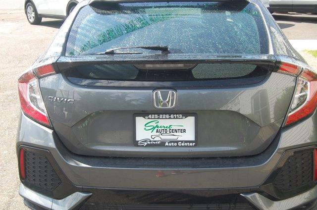 Used 2017 Honda Civic LX CVT