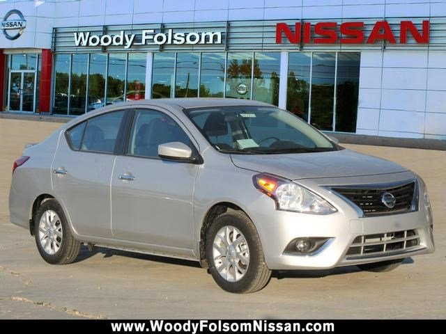 New 2017 Nissan Versa in Vidalia, GA