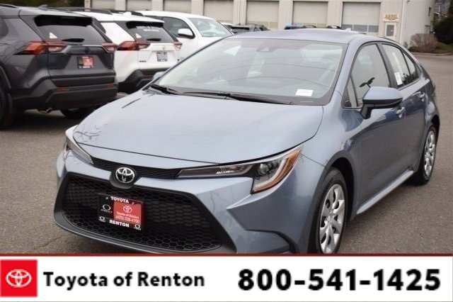 New 2020 Toyota Corolla in Renton, WA