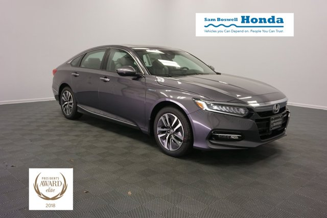 New 2020 Honda Accord Hybrid in Enterprise, AL