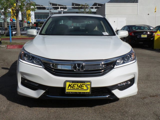 New 2017 Honda Accord Sedan EX-L CVT w-Navi and Honda Sensing