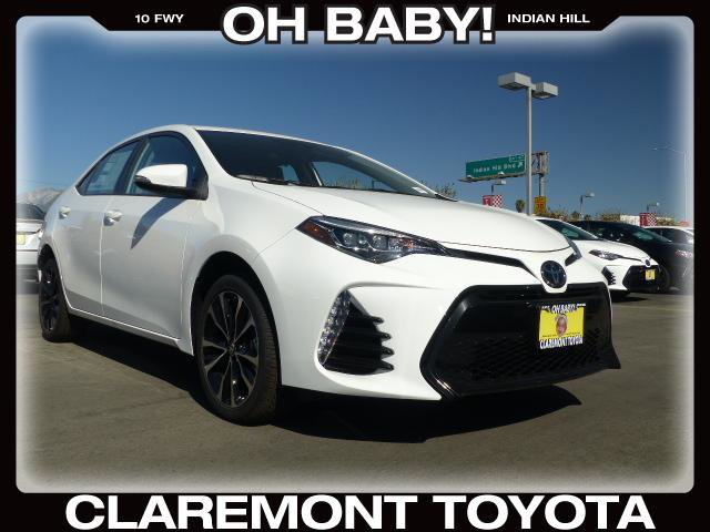 New 2018 Toyota Corolla in Claremont, CA