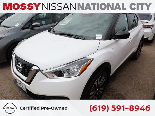 2018 Nissan Kicks SV SV FWD Regular Unleaded I-4 1.6 L/98 [2]