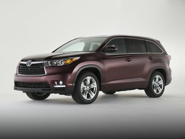 2016 Toyota Highlander Limited FWD 4dr V6 Limited Regular Unleaded V-6 3.5 L/211 [3]