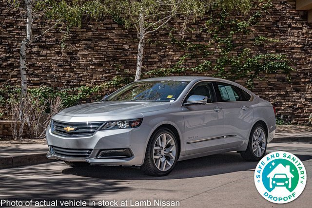 2017 Chevrolet Impala Premier 4dr Sdn Premier w/2LZ Gas/Ethanol V6 3.6L/217 [1]