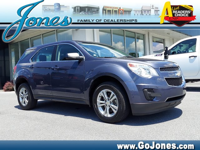 Used 2013 Chevrolet Equinox FWD 4dr LS
