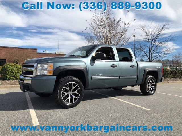 Used 2011 Chevrolet Silverado 1500 in High Point, NC