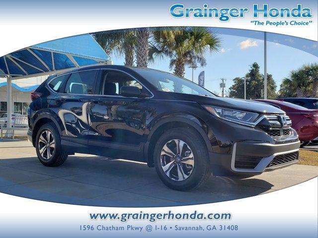 New 2020 Honda CR-V in Savannah, GA