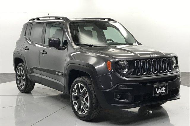 Used 2016 Jeep Renegade Latitude