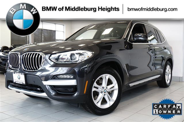 Used 2020 BMW X3 in Cleveland, OH