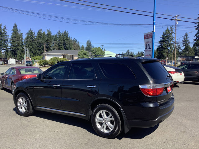 Used 2013 Dodge Durango AWD 4dr Crew