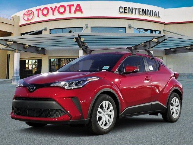 New 2020 Toyota C-HR in Las Vegas, NV