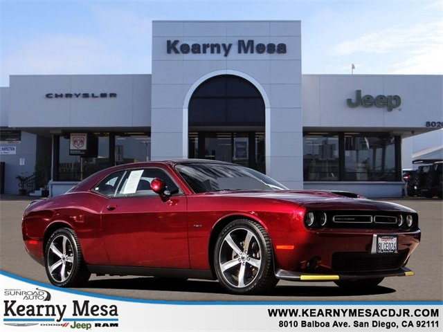 Used 2019 Dodge Challenger in San Diego, CA