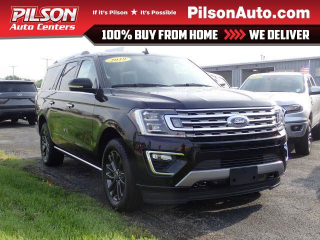 Used 2019 Ford Expedition Max in Mattoon, IL