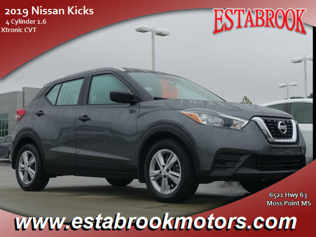 Used 2019 Nissan Kicks in Moss Point, MS