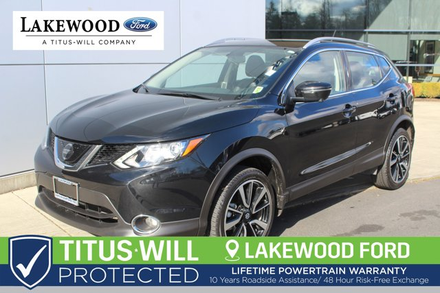 Used 2018 Nissan Rogue Sport in Tacoma, WA