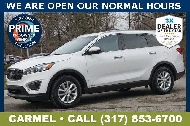 Used 2016 KIA Sorento in Indianapolis, IN