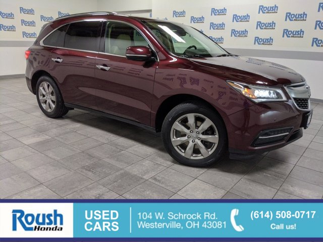 Used 2015 Acura MDX in Westerville, OH