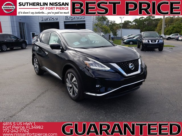 New 2020 Nissan Murano in Fort Pierce, FL