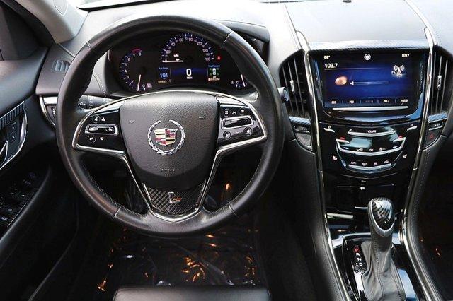Used 2014 Cadillac ATS 4dr Sdn 2.5L Standard RWD