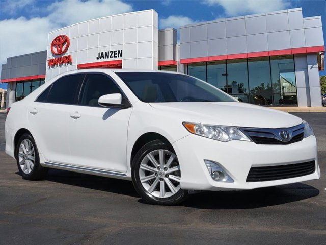 Used 2012 Toyota Camry in Stillwater, OK