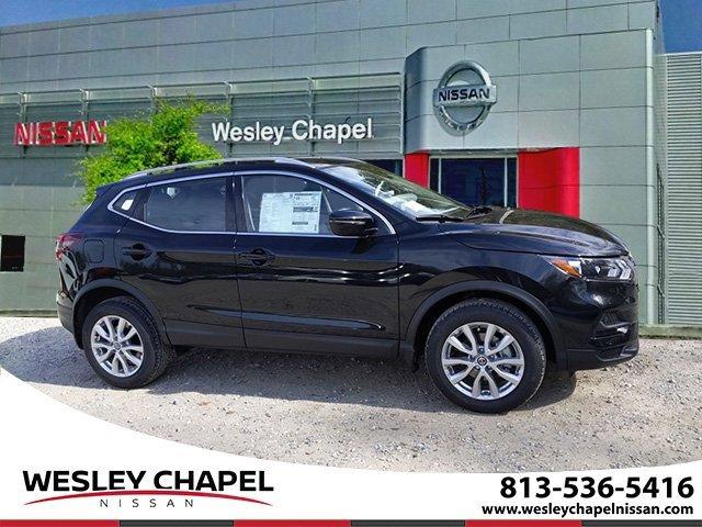 New 2020 Nissan Rogue Sport in Wesley Chapel, FL