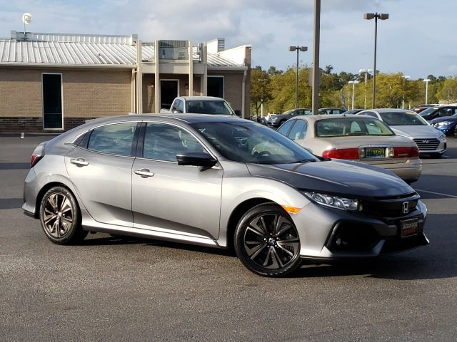 Used 2017 Honda Civic Hatchback in , AL