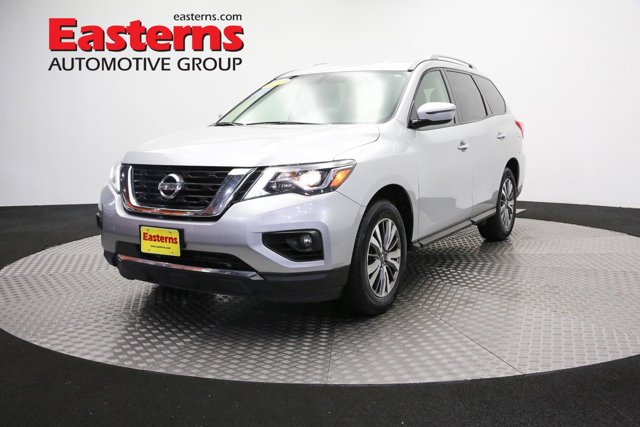 2018 Nissan Pathfinder for sale 121327 0