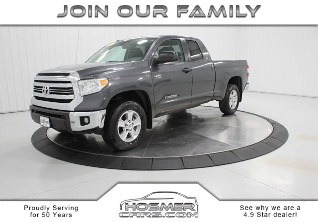 Used 2017 Toyota Tundra in Mason City, IA