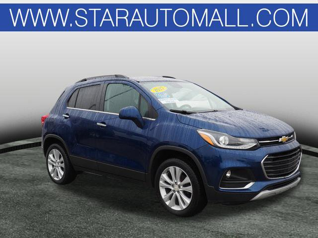 Used 2017 Chevrolet Trax in Greensburg, PA