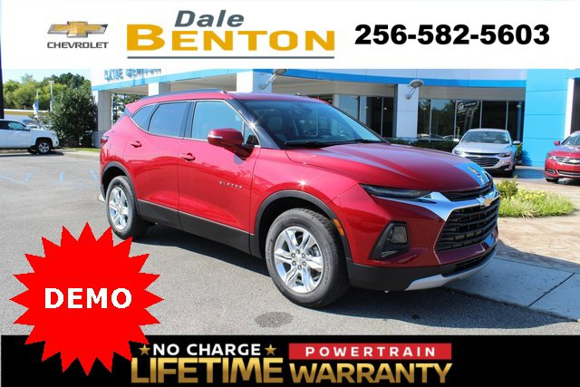 New 2019 Chevrolet Blazer in Guntersville, AL