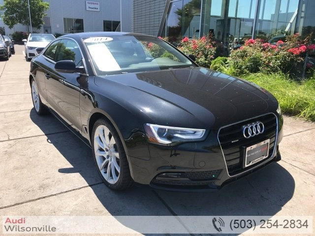 Used 2014 Audi A5 in , OR