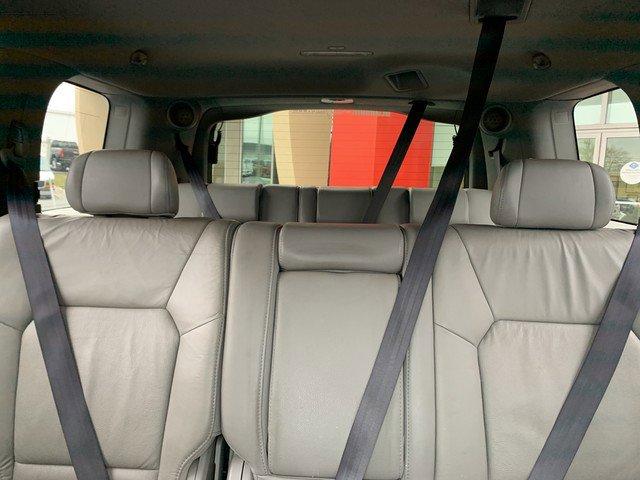 2011 Honda Pilot 4WD 4dr EX-L w-RES
