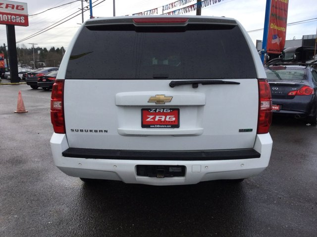 Used 2011 Chevrolet Suburban 4WD 4dr 1500 LT