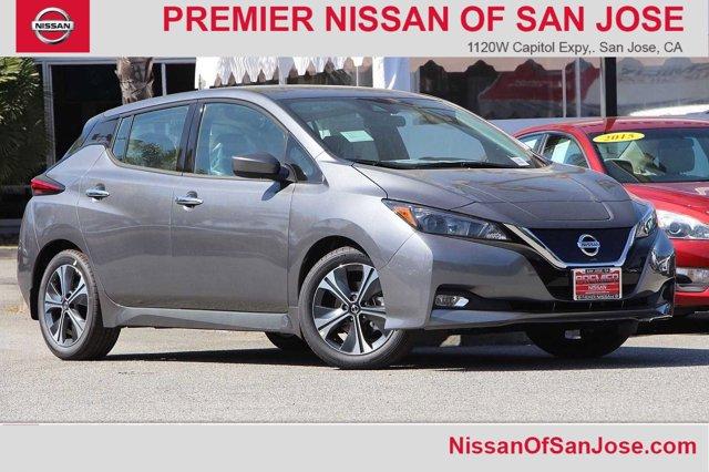 New 2020 Nissan LEAF in San Jose, CA