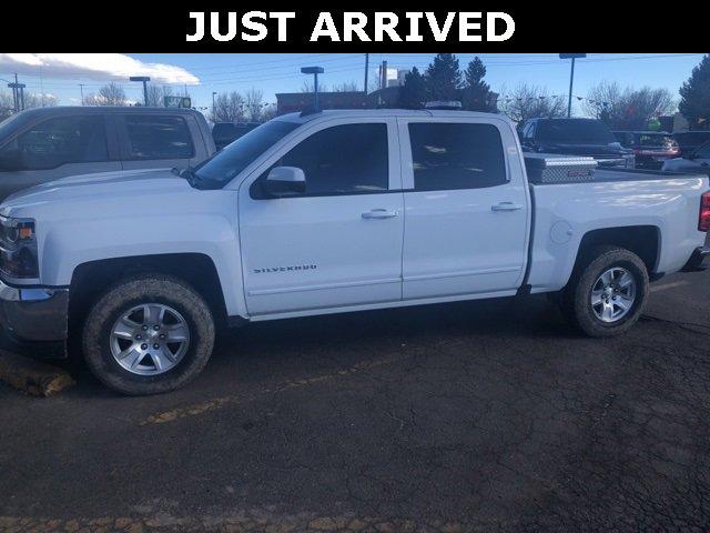 Used 2018 Chevrolet Silverado 1500 in Fort Collins, CO