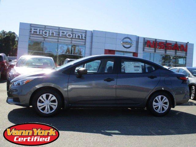 New 2020 Nissan Versa in High Point, NC