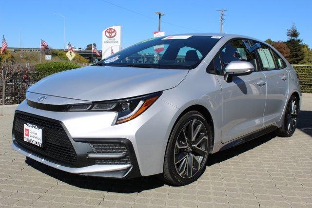 Used 2020 Toyota Corolla in Berkeley, CA