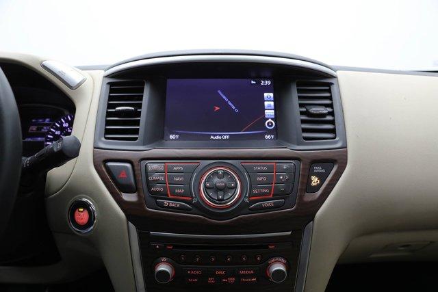 2017 Nissan Pathfinder for sale 125470 10