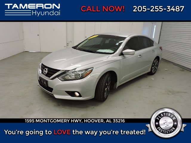 Used 2017 Nissan Altima in Birmingham, AL
