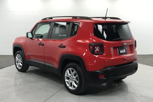 Used 2018 Jeep Renegade Sport