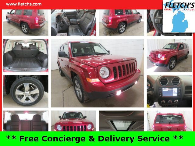 Used 2017 Jeep Patriot in Petoskey, MI