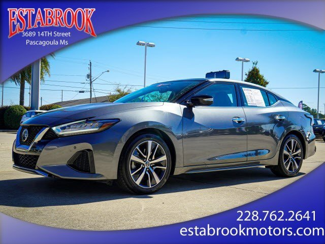 Used 2019 Nissan Maxima in Pascagoula, MS