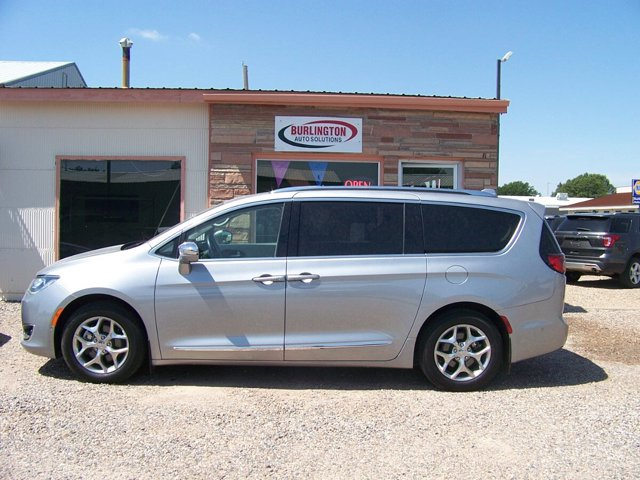2018 Chrysler Town & Country Limited